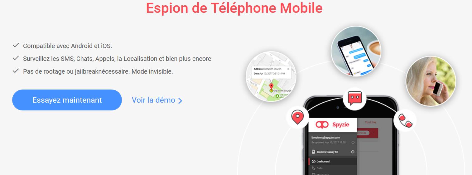 telecharger espion gratuitement français