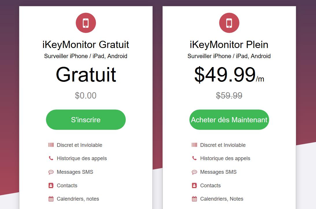 Avis : iKeyMonitor Test du logiciel espion appareils mobiles Android